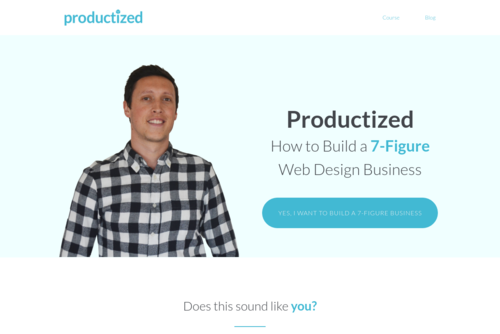 12 Tools for a 7-Figure Productized Web Design Business - http://productized.com