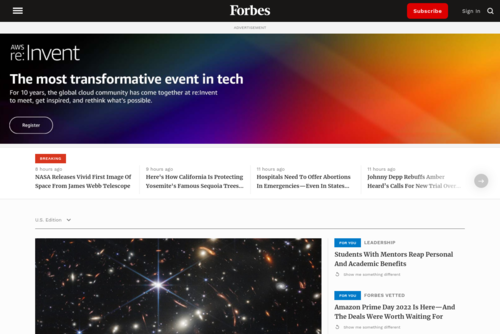 StumbleUpon Beats Facebook On Social Media Referrals - http://blogs.forbes.com