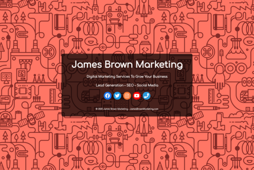 How to Set up a Google AdWords Campaign  - http://www.jamesbrownmarketing.com