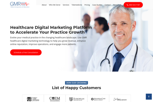 Marketing for Doctors: 10 Best Proven Activities for Your Practice - https://www.gmrwebteam.com