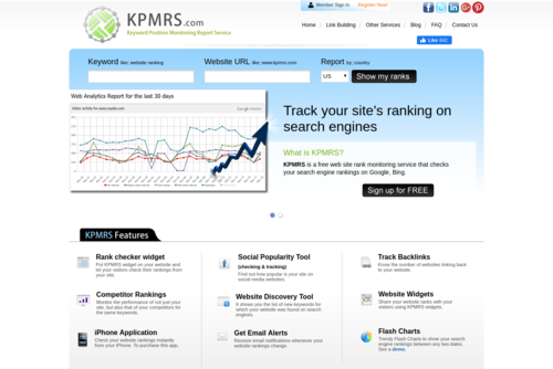 Improving Your Website's Load Time and Speed  - http://www.kpmrs.com