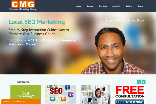 Local SEO Marketing in 2018 – Complete Solution Guide  - https://www.colemanmg.com
