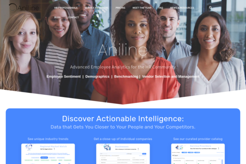 Employee Sentiment = People Analytics + Workforce Analytics - http://www.aniline.io