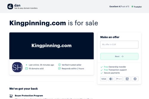 What To Do When Things Start To Go Sour – Kingpinning with Travis Petelle - http://kingpinning.com