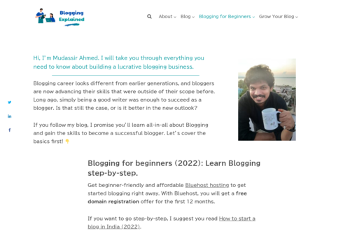 Why Having Your Own Blog Property Is A Must Today - https://www.bloggingexplained.com