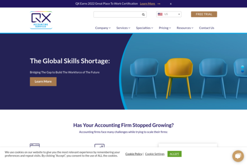 6 traits of a perfect accounting outsourcing service provider - https://www.qxas.us.com