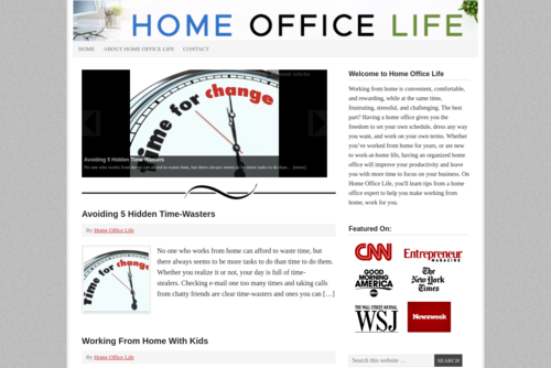 5 Home Office Mistakes and How to Avoid Them | Working Naked - http://workingnaked.com