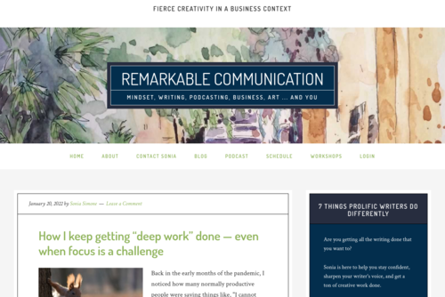 Dumb Small Business Mistakes: Getting Upside-Down | Remarkable Communication - http://www.remarkable-communication.com