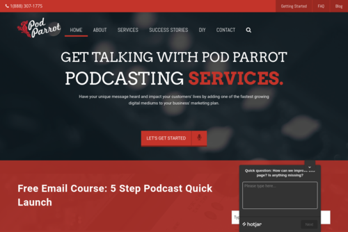80+ Podcast Tools Every Podcaster Must Have  - http://podparrot.com