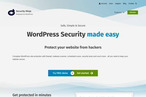 [Interview] How Do You Protect Your WordPress Site Without Using a Plugin - Security Ninja PRO - https://wpsecurityninja.com