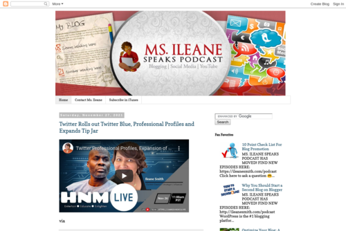 New Facebook Page Layout and Templates for 2020 - http://www.msileanespeaks.com