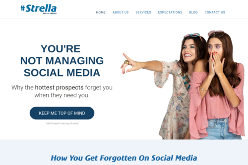 The confusing world of social media – and the hilarious things we've heard from customers - http://strellasocialmedia.com