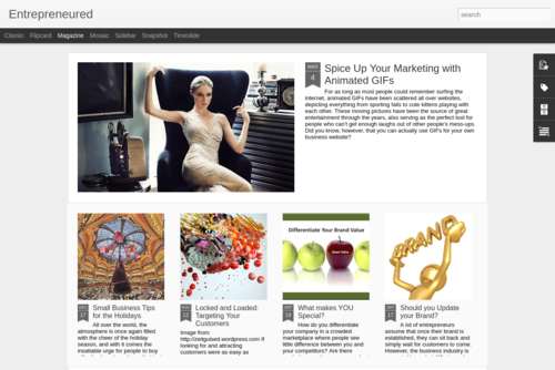 Entrepreneured: Spice Up Your Marketing with Animated GIFs - http://entrepreneured.blogspot.com