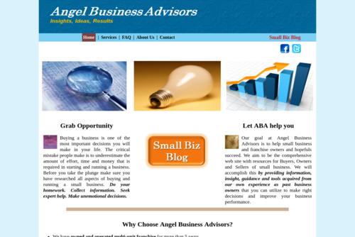 5 Warning Signs that Tell you if your Business is Headed for Trouble  - http://www.angelbusinessadvisors.com