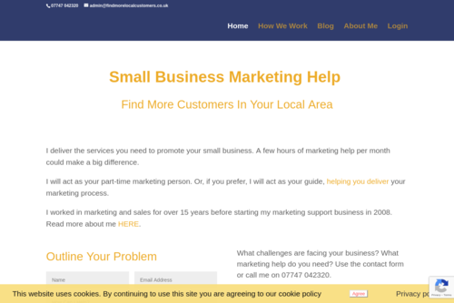 Don't Underestimate The Value Of Your Small Business Reputation - Find More Local Customers - http://findmorelocalcustomers.co.uk
