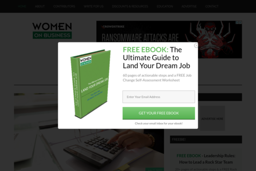 The Leper in the Room: Workplace Violence - http://www.womenonbusiness.com