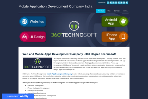 How will Google App Maker help the Enterprise to a huge extent? - http://360-degree-technosoft.weebly.com