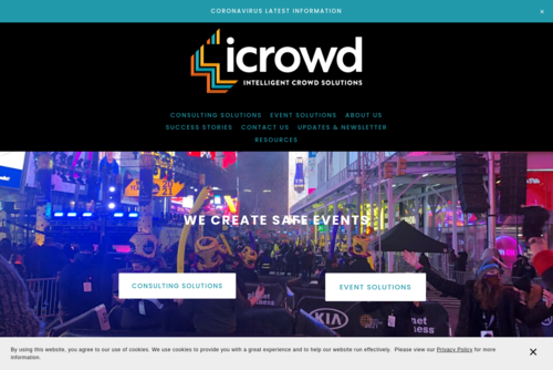 Investment Crowdfunding, The New Way to Fund your Small Business  - https://www.icrowd.com