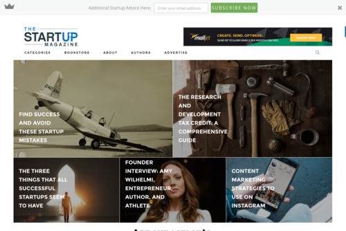 The Startup Magazine Ways To Improve Word Of Mouth Marketing Campaigns  - http://thestartupmag.com