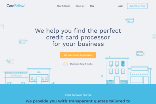 Charging Customers a Credit Card Fee - http://www.cardfellow.com