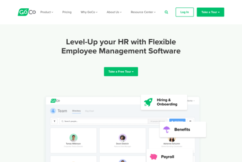 New Hire Paperwork for New Employees [Complete Guide] - https://www.goco.io