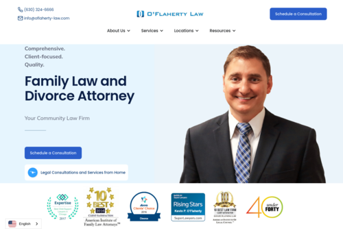 Our Business Podcast - O\'Flaherty Law - https://www.oflaherty-law.com
