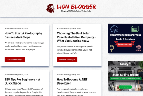 How Businesses & Marketers Can Grant Consumers Privacy Online - https://www.lionblogger.com