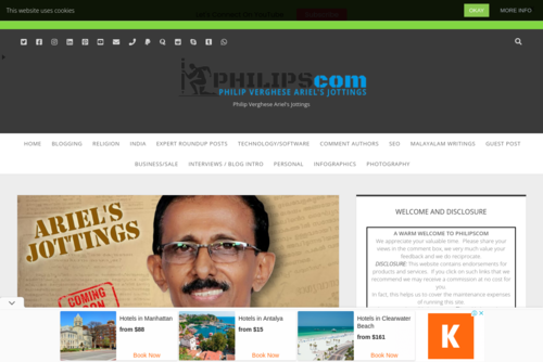 Comment Authors Of Philipscom In September 2016 - Philipscom - http://www.pvariel.com