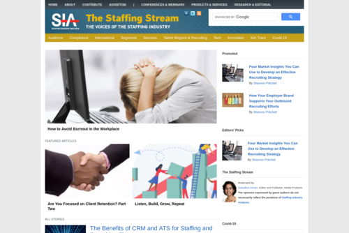 How to Help Your Next Remote Hire Succeed  - http://www.thestaffingstream.com