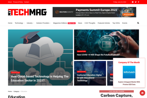 Technology Considerations for Education - https://education.mytechmag.com