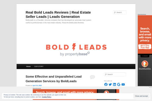 BoldLeads Reviews on How to Generate Leads for Real Estate  - https://reviewsboldleads.wordpress.com
