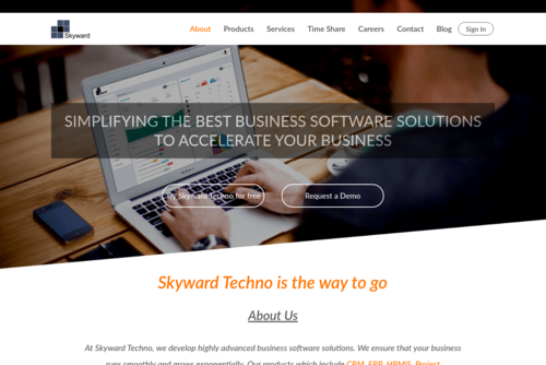 How to Know When Your Business Ready for CRM - http://www.skywardtechno.com