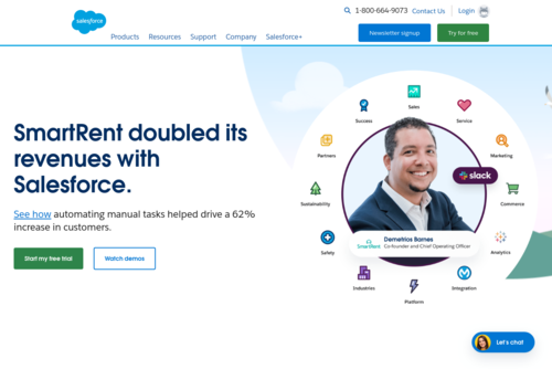 How Businesses Use Data Analytics to Improve Sales  - https://www.salesforce.com