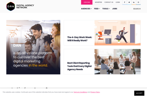 14 Things To Consider For An Effective Digital Marketing Agency Growth in 2019 - https://digitalagencynetwork.com
