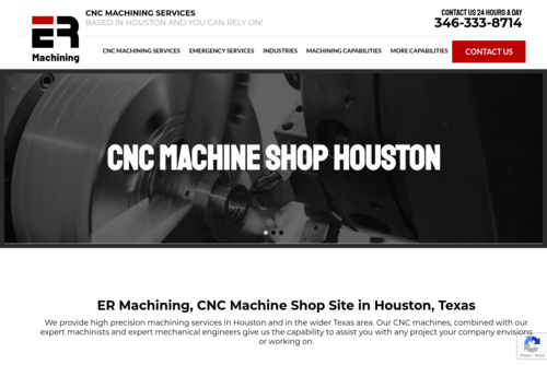 3D Printing Services in Greater Houston, Texas - https://ermachining.com