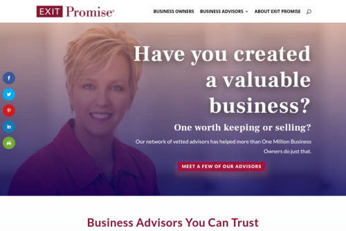 How is a Business Valued - Exit Promise - https://exitpromise.com