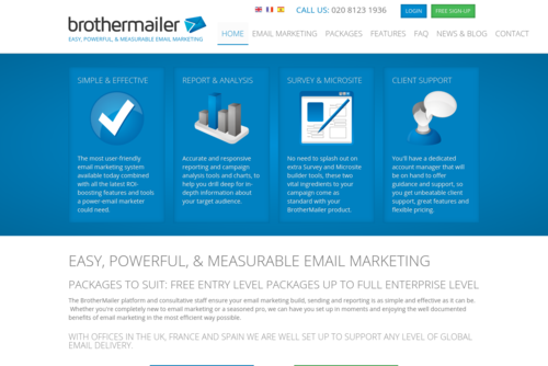 'Unsubscribe' doesn't spell the end for marketers - http://www.brothermailer.co.uk