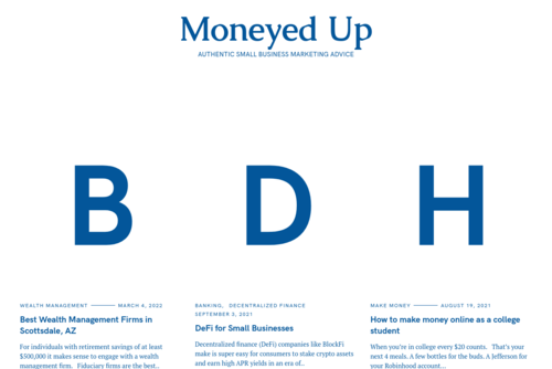 Starting a Business with Supplemental Income - http://www.moneyedup.com