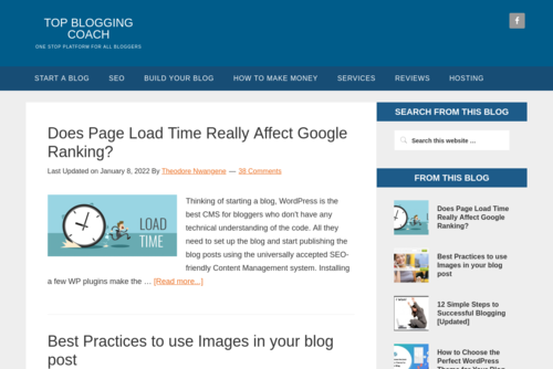 A Great Idea For Starting a Blog is No Longer Enough  - http://www.topbloggingcoach.com