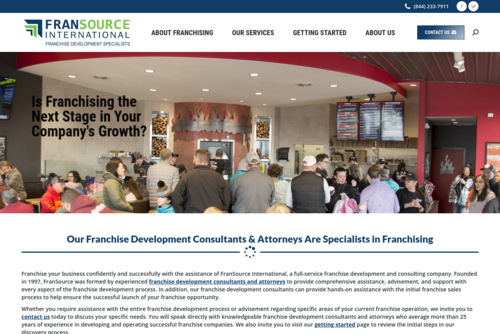 Franchising - Current Economy Provides Incentives - http://www.fransource.com