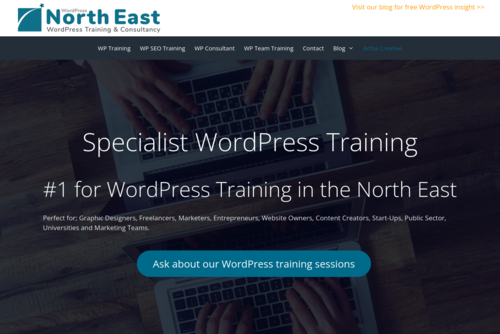 The most useful WordPress resources  - http://www.wp-northeast.co.uk