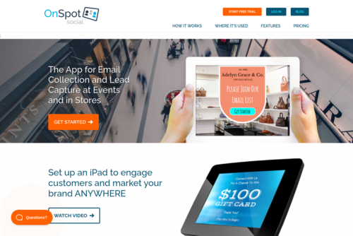 iPad Makes Social Media Marketing Easier for Businesses  - http://www.onspotsocial.com