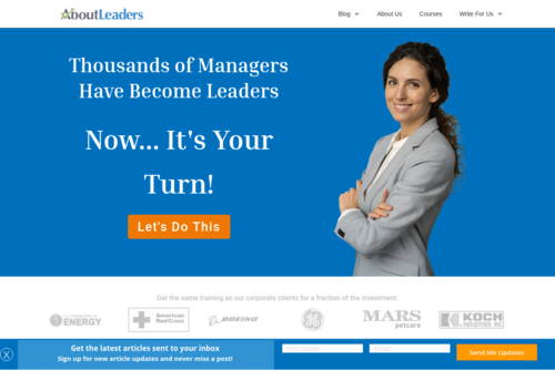5 Leadership Skills Small-Business Owners Must Have - http://www.aboutleaders.com