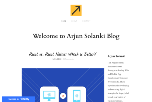 All You Need to Know About Hiring Offshore Developers - https://arjunsolanki.weebly.com