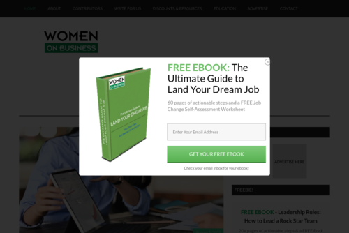 The 4 Politically Incorrect Lessons of Successful Business Women at  Women On Business - http://womenonbusiness.com