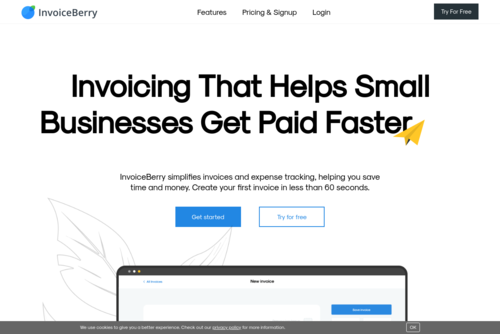 Proforma Invoice & Other Types of Invoices  - https://www.invoiceberry.com