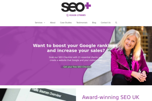 Increase your Search Engine Traffic with these 5 Tips - https://www.seo-plus.co.uk