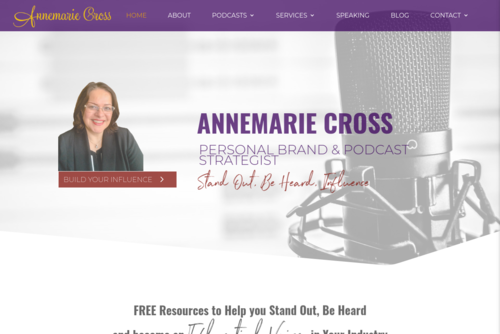 A lesson learned: Forgiveness…your doorway to an abundant life and business   - http://annemariecross.com