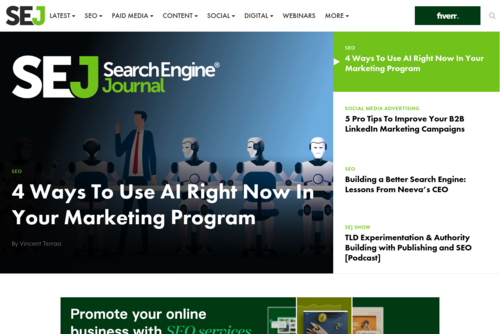 Top 31 SEO Experiment​s You Want To Know About  - http://www.searchenginejournal.com