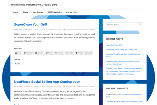 Your Salesforce is Not Ready to do Social Selling | Social Media Performance Group's Blog - http://blog.socialmediaperformancegroup.com